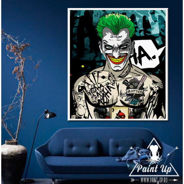 Ha-HA-ha Joker