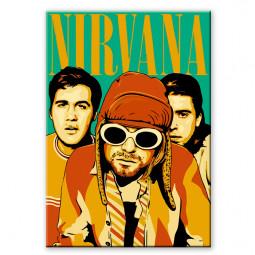 Нирвана 1990