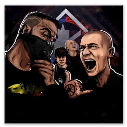 Oxxxymiron vs Disaster