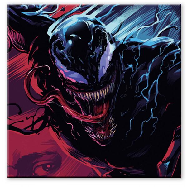 Веном Venom постер