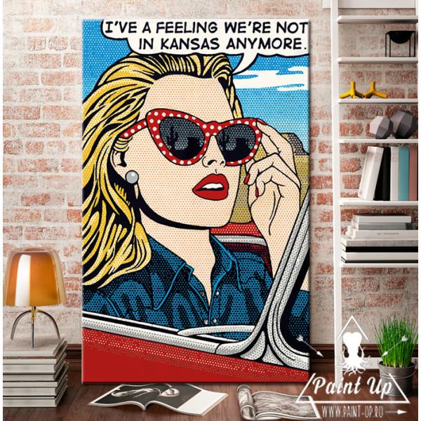 Lana Pop-Art