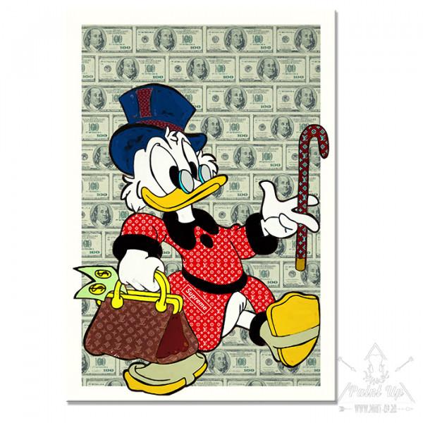 Scrooge McDuck Louis Vuitton