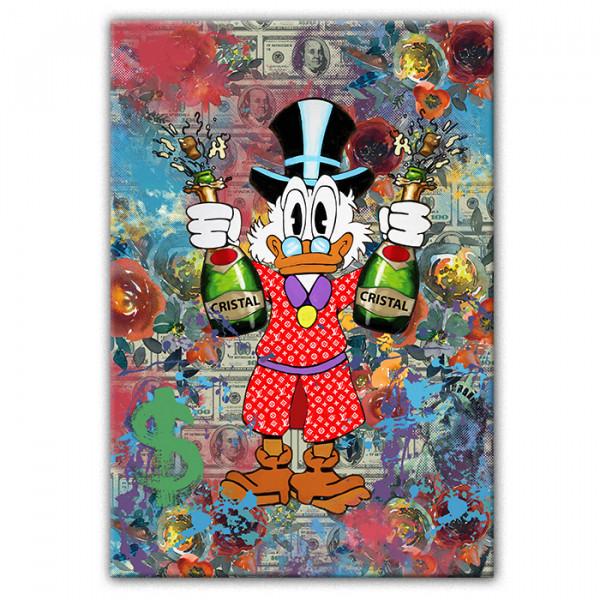 Scrooge McDuck Cristal