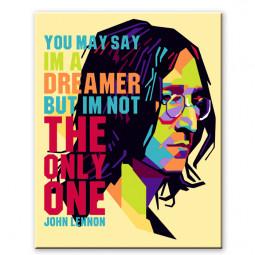 Джон Леннон 1968