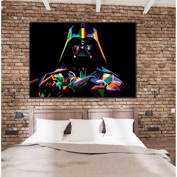 Darth Vader black