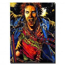 Johnny Rotten (Sex Pistols. Джонни Роттен)