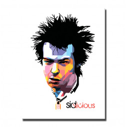 Sid Vicious (Сид Вишес. Sex Pistols)