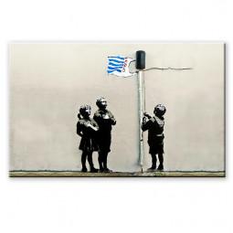 Tesco флаг