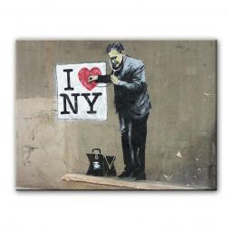Бэнкси New York