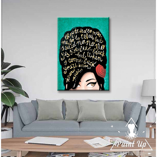 Amy Winehouse ART Эми Уайнхаус
