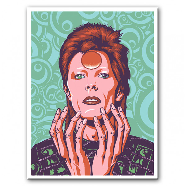 David Bowie God