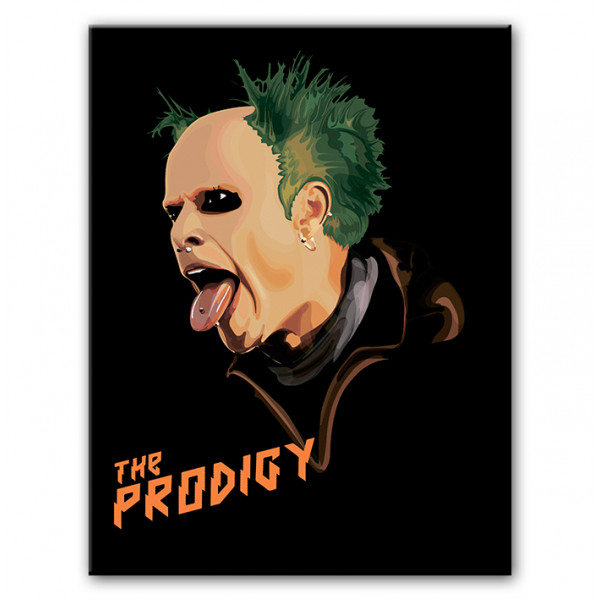 Keith Flint (The Prodigy) Продиджи.