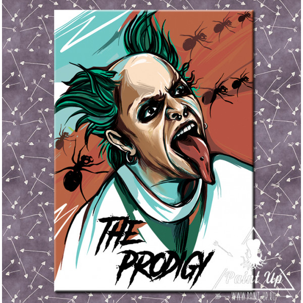 Keith Flint  (The Prodigy)