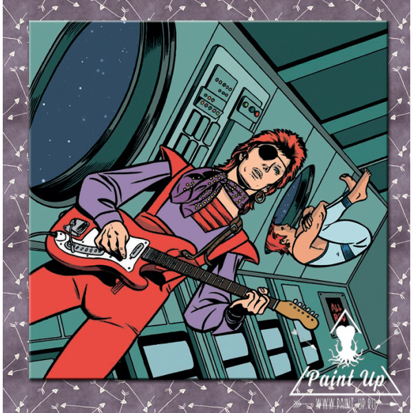 David Bowie  Red Rocket