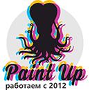 Paint Up Картины постеры на холсте